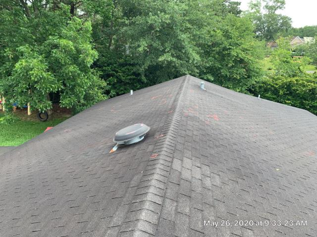 Mobile, AL - We are inspecting this roof in Mobile, AL