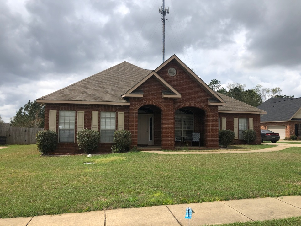 Mobile, AL - We installed a new roof in Mobile