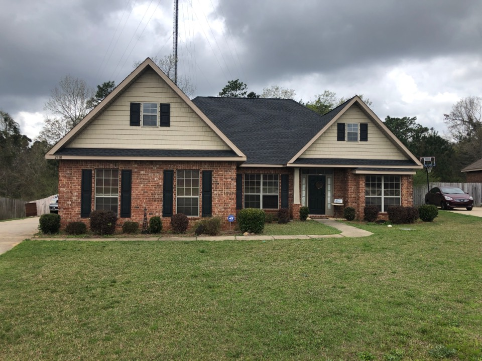 Mobile, AL - We installed a new roof in Mobile Alabama
