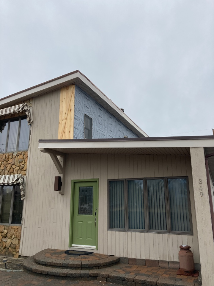 Mantoloking, NJ - New siding and rubber roof