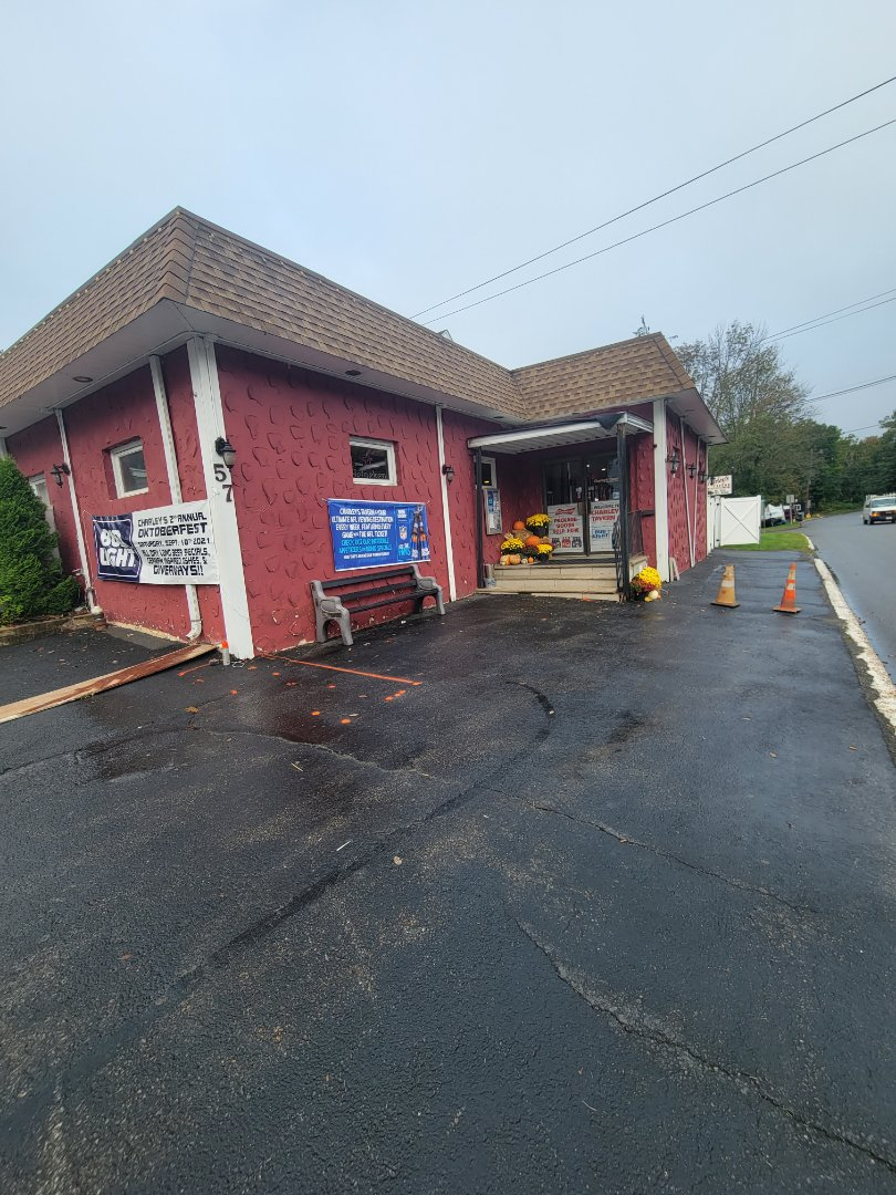 Jefferson, NJ - Transformation Thursday getting ready to put a brand new facelift on the front of tavern