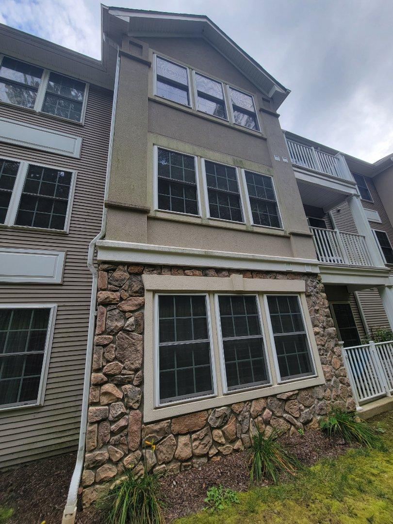 Denville, NJ - Estimate for failing stucco replacement
