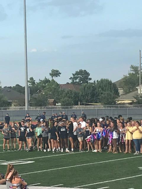 Tomball, TX - Tomball Memorial High School - Meet the Cats 2018. Have a great year Wildcats!