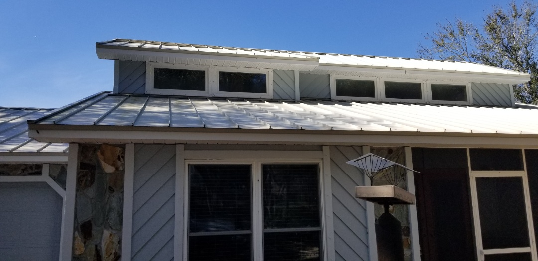 Metal snap loc system,reroofing, repairs,commercial,
