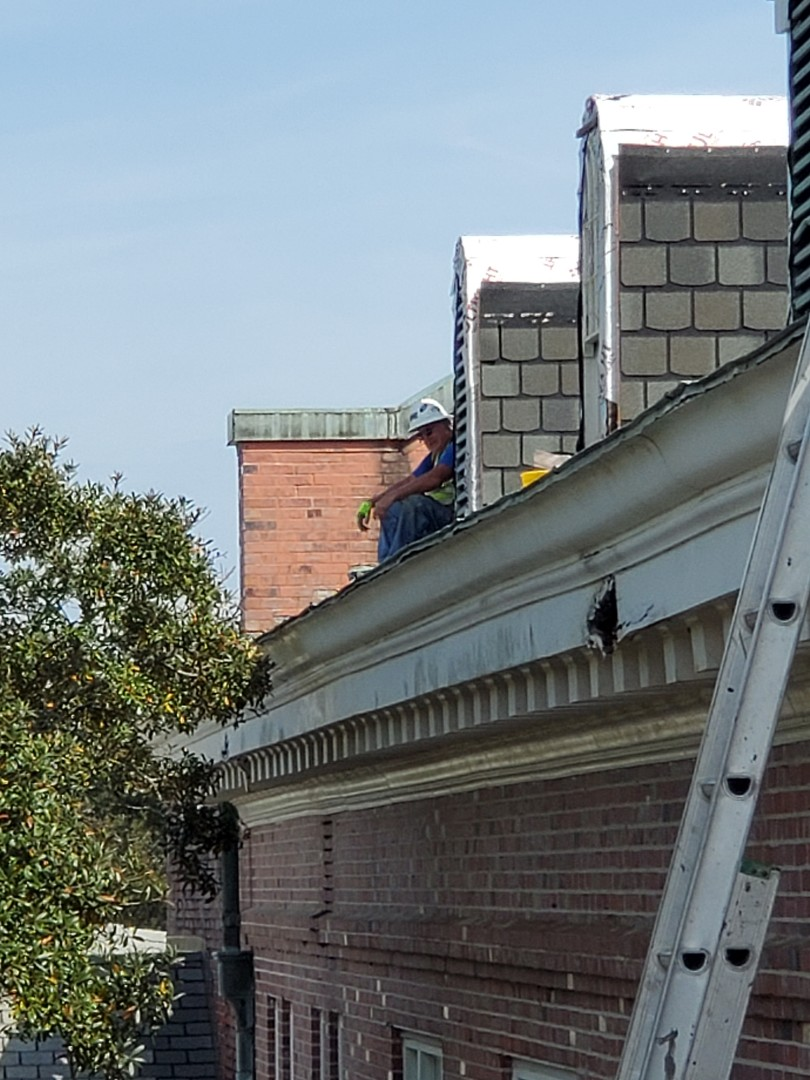 Milton, FL - Fall protection (roofing)