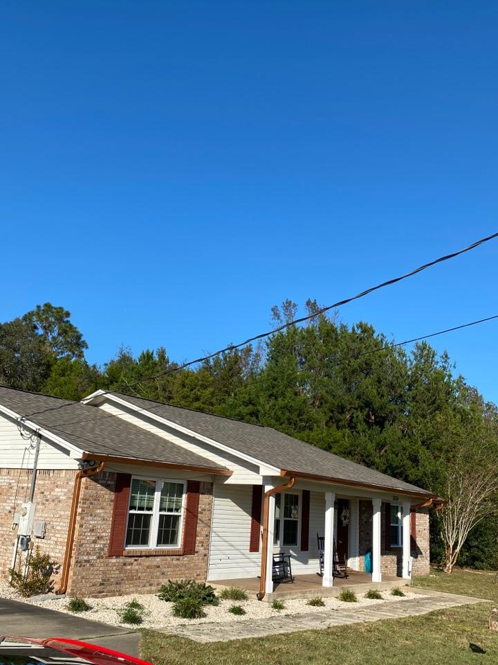 Milton, FL - New pristine atlas roof