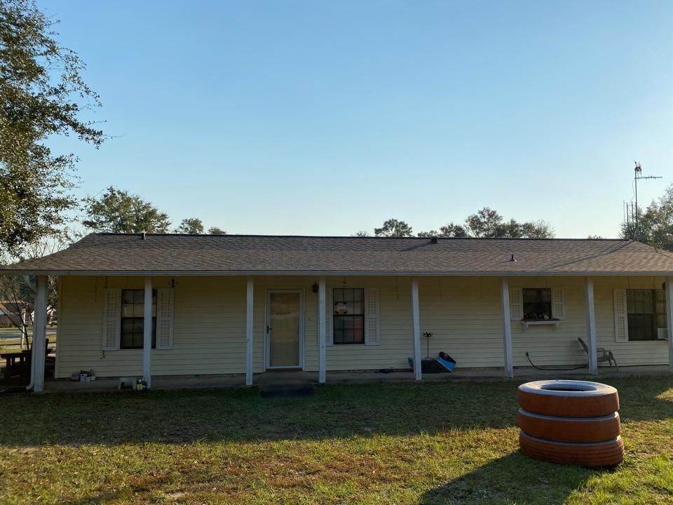 Milton, FL - New atlas pristine roof