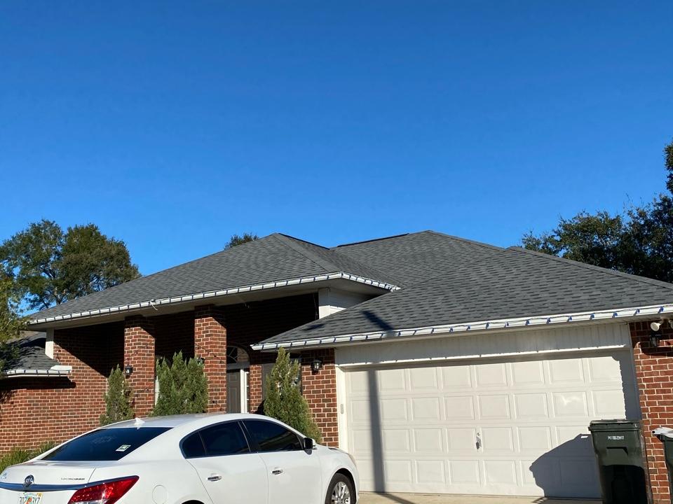 New pristine atlas roof.