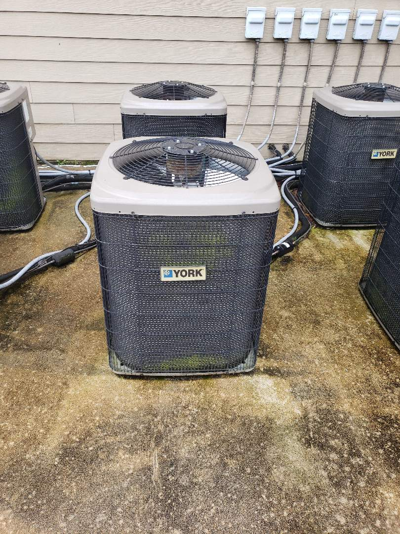 Kimberling City, MO - Came Out to change a coil out on a york ac.that was found to have a leak on an ac tune up. Got the coil changed and got the york ac working properly.