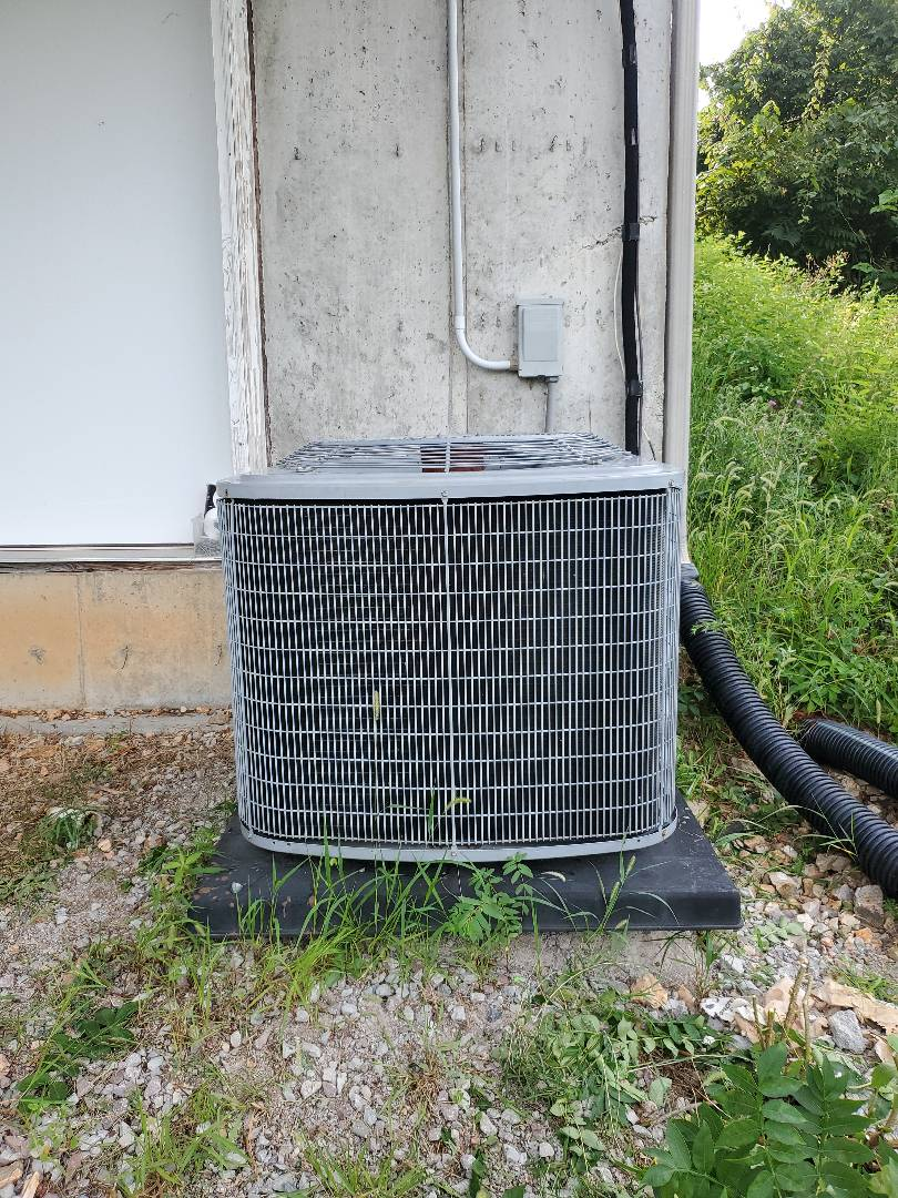 Working on carrier heat pump with intermittent low voltage short on a call for air conditioning. Diagnosis- Found sun rotted thermostat wire bleeding 24volts to unused wires causing a internal short in outdoor electrical compartment.  Solutions- Isolated wires from one another and completely reinsulated wire bundle. Cycled system multiple times and is showing normal operation at this time.