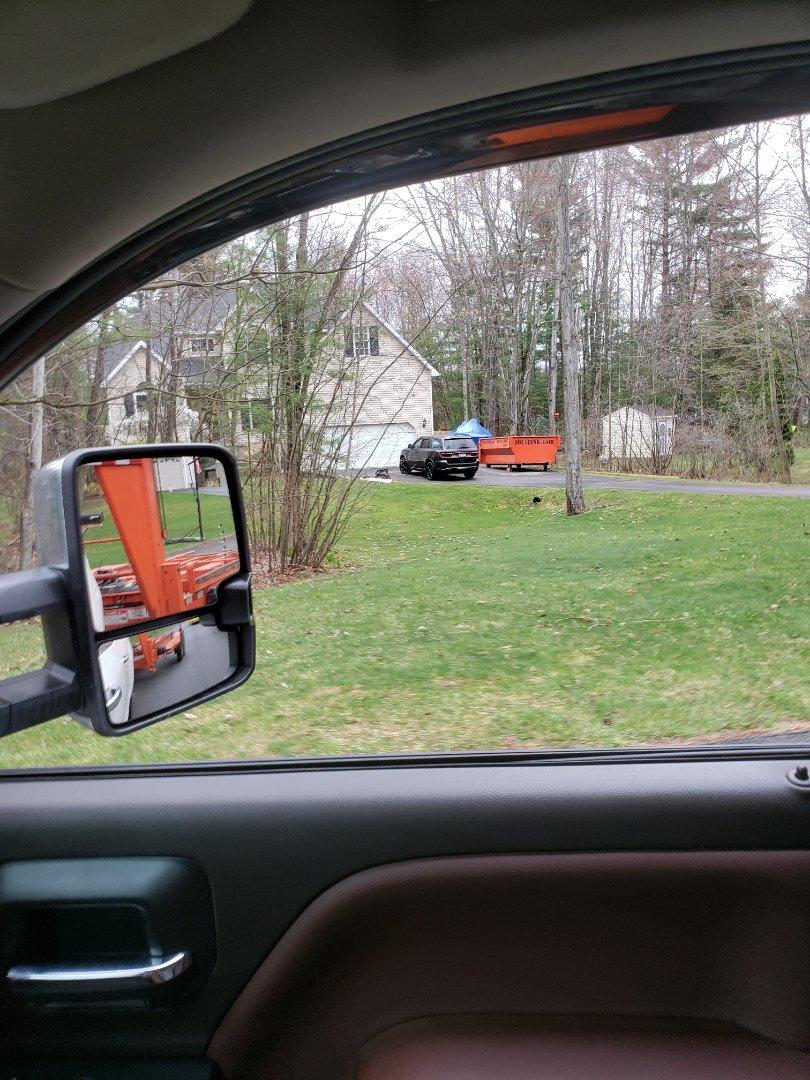 Clifton Park, NY - Drop in  12 yard dumpsters in halfmoon NY 12188.