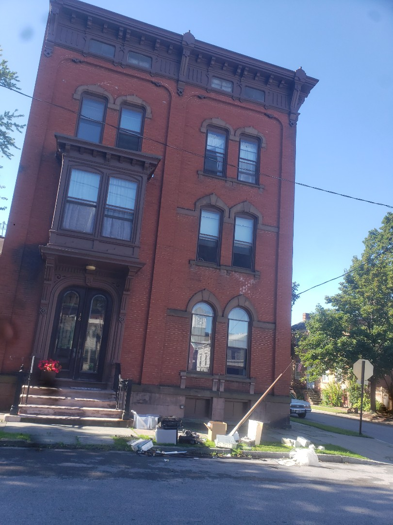 Waterford, NY - Cleaning out historic homes in Waterford NY 12188.