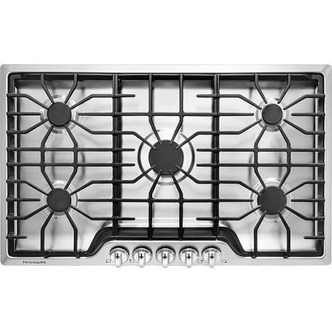 Cypress, TX - 8/9/2018.  Range. Cooktop-Gas.  Difficult to use.  Customer explained that rust was present. Once cleaned the rust only disappeared for a short time, then came back.  Electrolux to handle this as this is a cosmetic issue with the appliance.  Tested and working properly.  D3S Service work is completed.