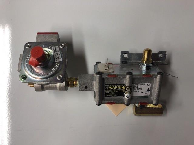 Rosharon, TX - 8/15/2018. Range.  Gas. Gas Odors. Original service assessment on 8/6/2018.  Parts ordered and installed on 8/15/2018.  Valve Control. Tested and working properly.  Completed.