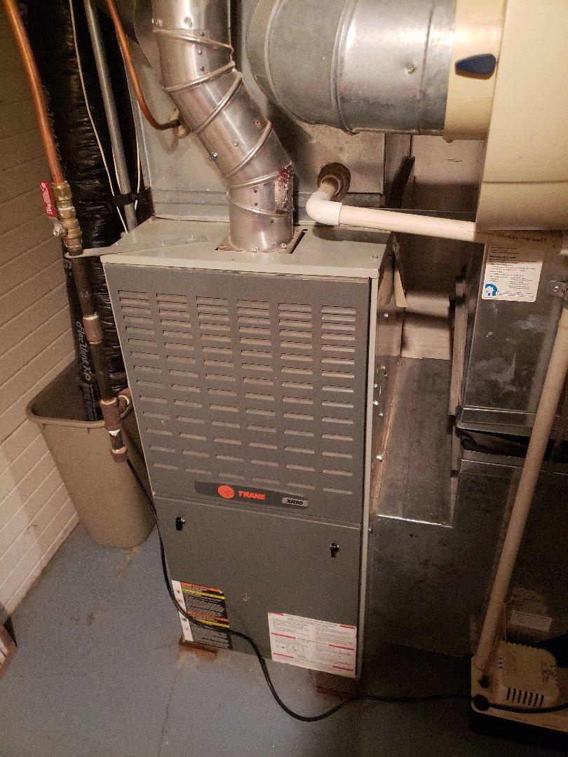 Minneapolis, MN - Trane furnace repair