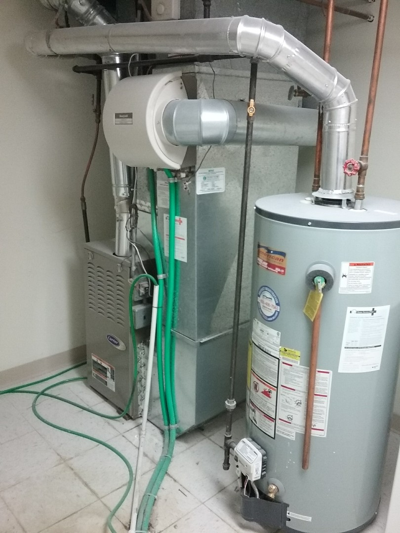 Furnace repair,  replace, fireplace, gas line, vent