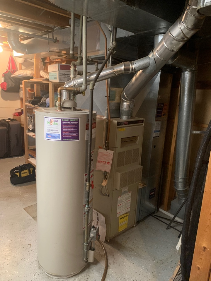 Minneapolis, MN - Replacing old furnace and ac