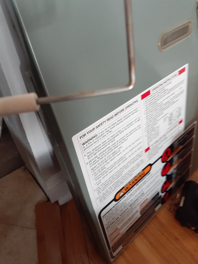 Chicago, IL - Furnace repair, flame sensor replaced in Chicago. IL
