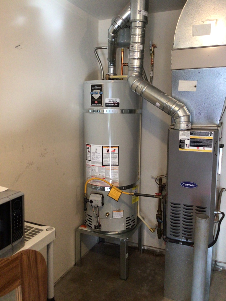 Burlington, WA - Water heater replacement in Burlington, WA.