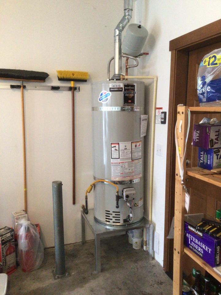 Mount Vernon, WA - Water Heater Replacement in Mount Vernon, WA.