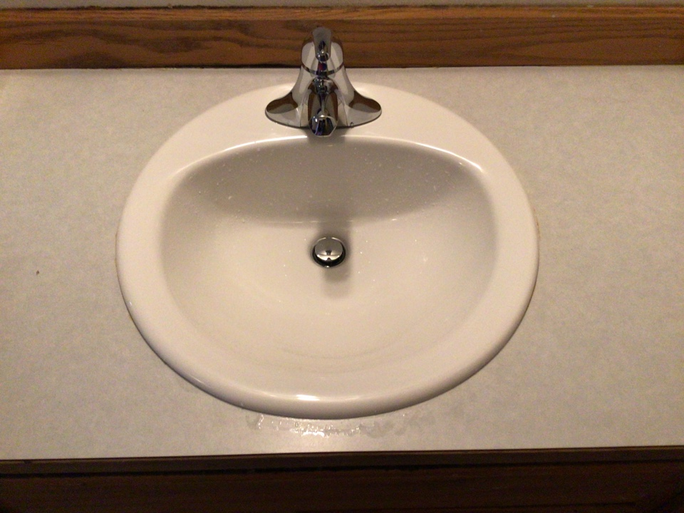Bow, WA - Performing a faucet and sink replacement in Burlington, WA.