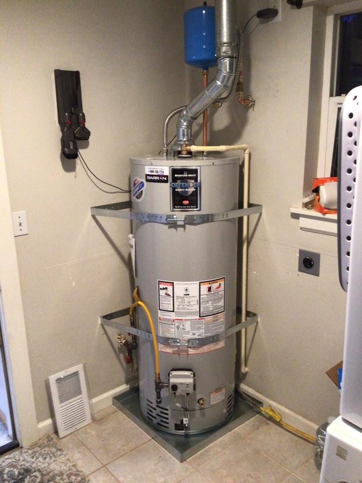 Bow, WA - Water heater replacement in Sedro Woolley Washington.