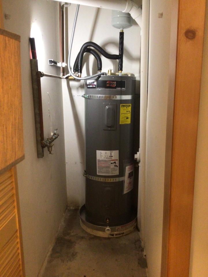 Lummi Island, WA - Water Heater Replacement on Lummi Island, WA