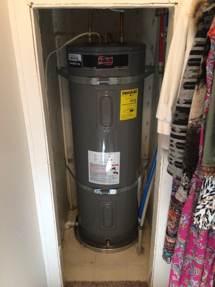 Burlington, WA - Water Heater Replacement in Burlington, WA
