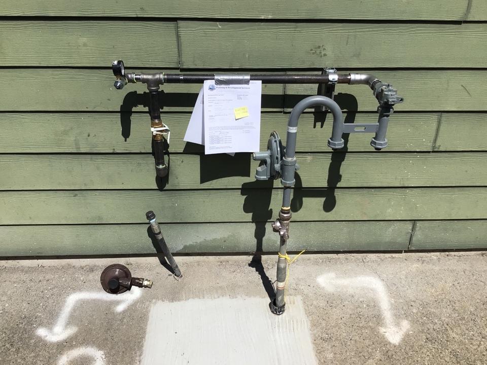 Mount Vernon, WA - Gas Piping in Mt Vernon, WA