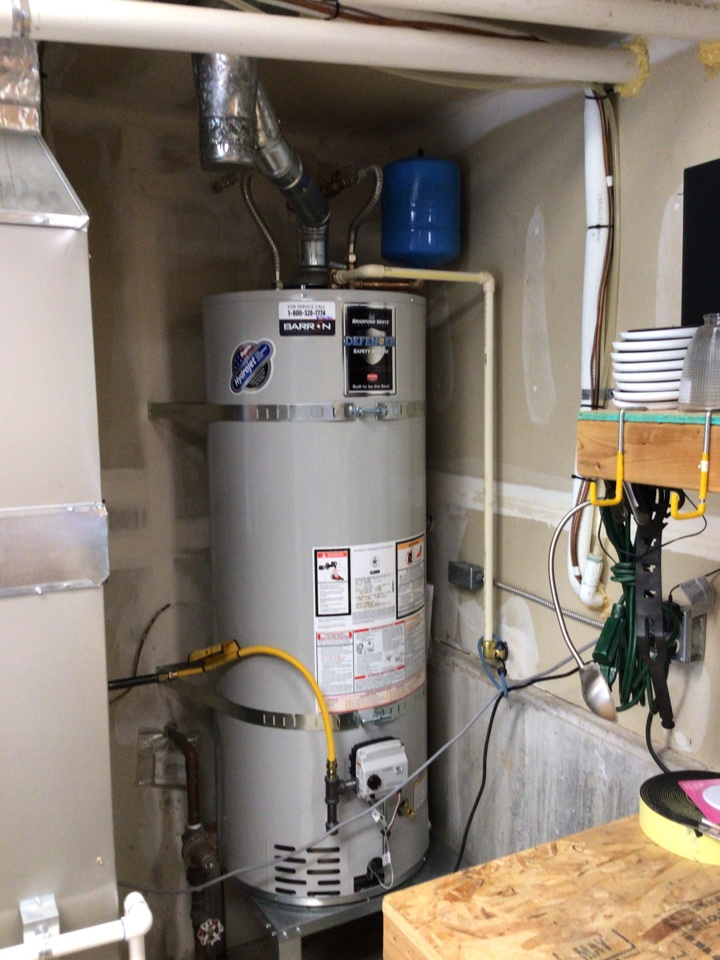 Everson, WA - Water Heater Replacement in Bellingham, WA