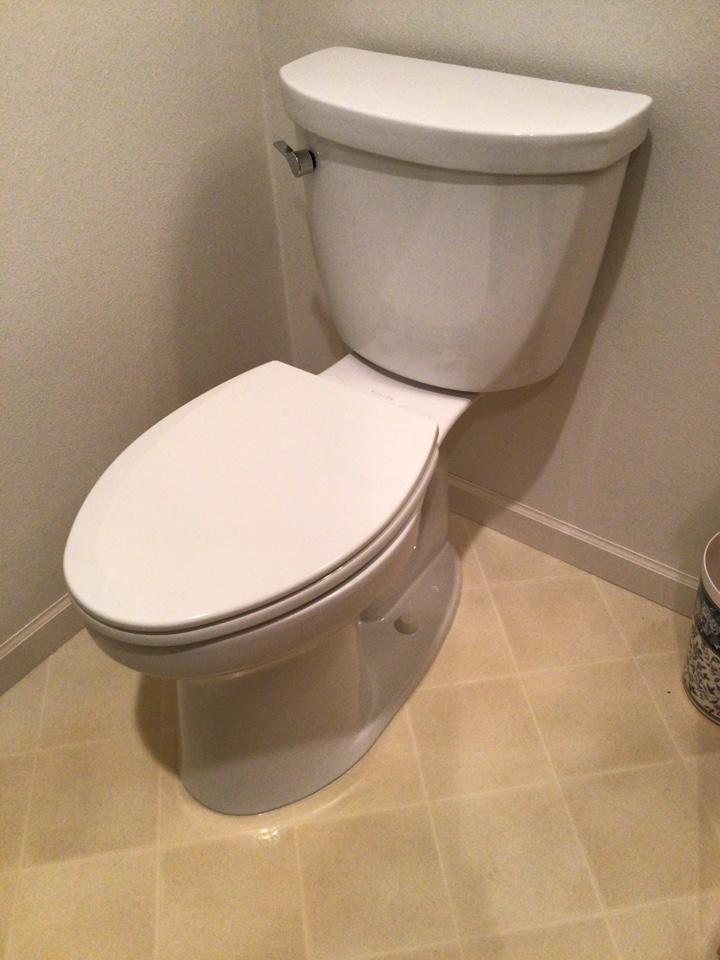 Mount Vernon, WA - Toilet Replacement in La Conner, WA
