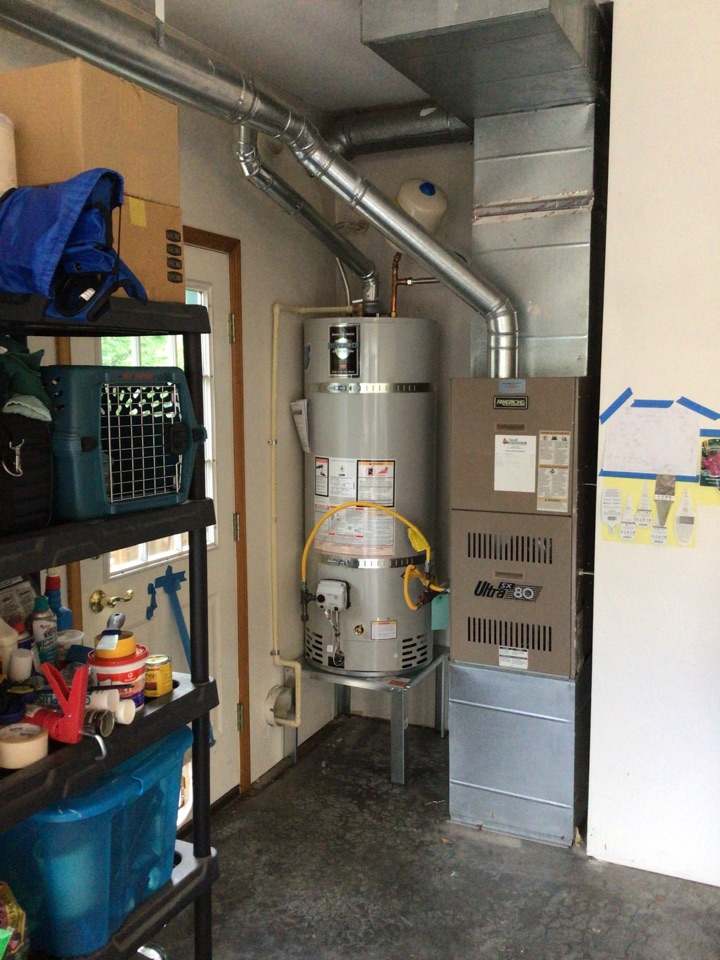 Ferndale, WA - Water Heater Replacement in Bellingham WA