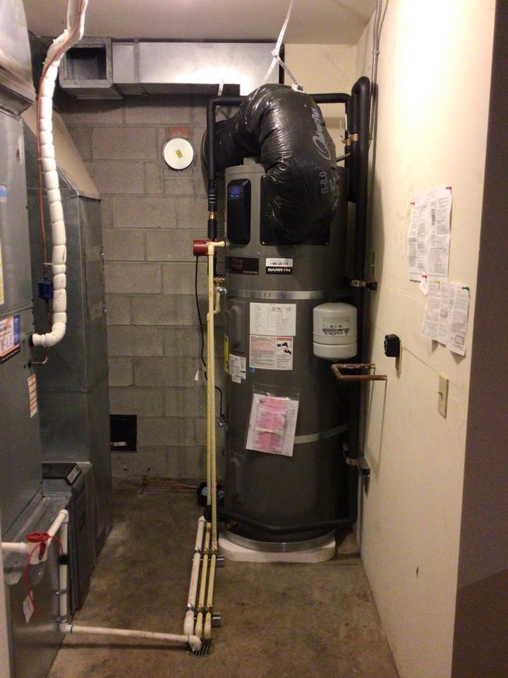 Mount Vernon, WA - Heat Pump Water Heater Installation in Freeland, WA
