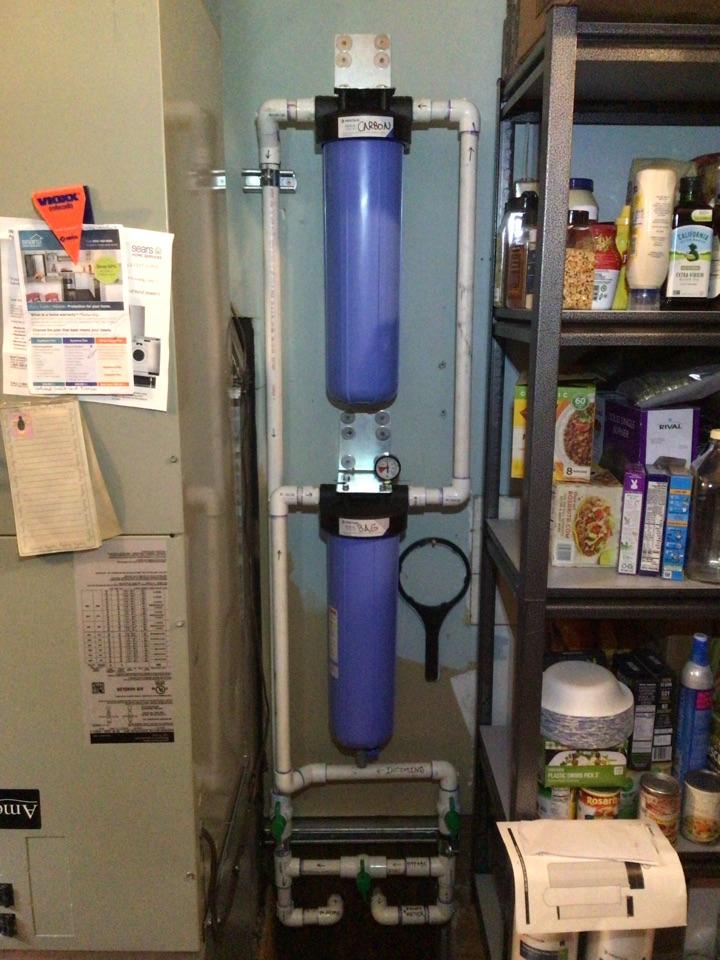 Ferndale, WA - Filter Installation in Bellingham WA