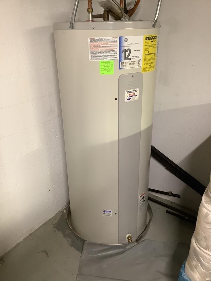 Bellingham, WA - Replacing 18yr old 80 gallon water heater in Bellingham wa