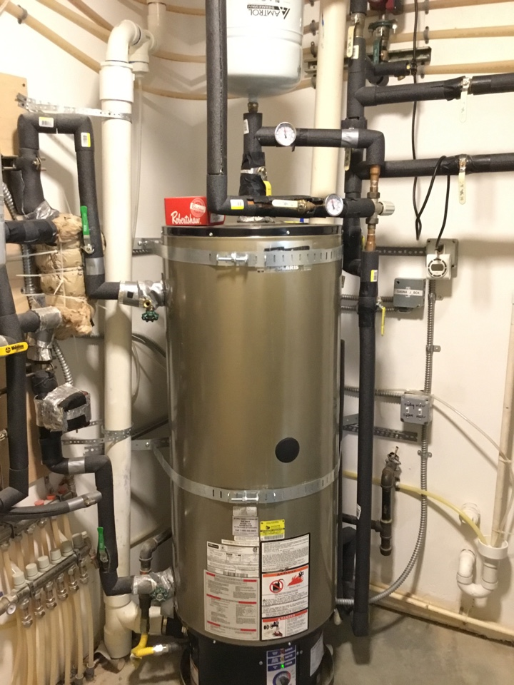 Ferndale, WA - Installed check valve on a recirculating hot water line in Bellingham, WA.