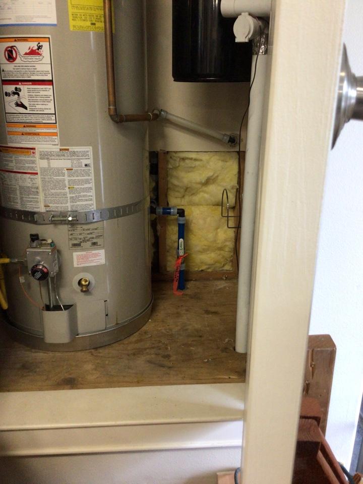 Blaine, WA - Main Water Valve Replacement