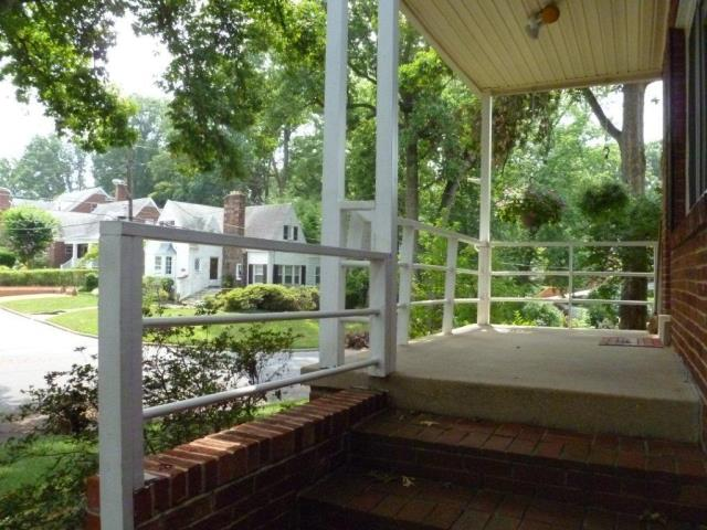 Arlington, VA - This brick and paved deck will last this Arlington family for years to come!