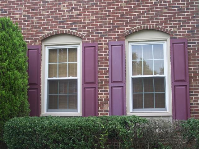 Alexandria, VA - Check out these energy efficient windows we replaced in Alexandria, VA!