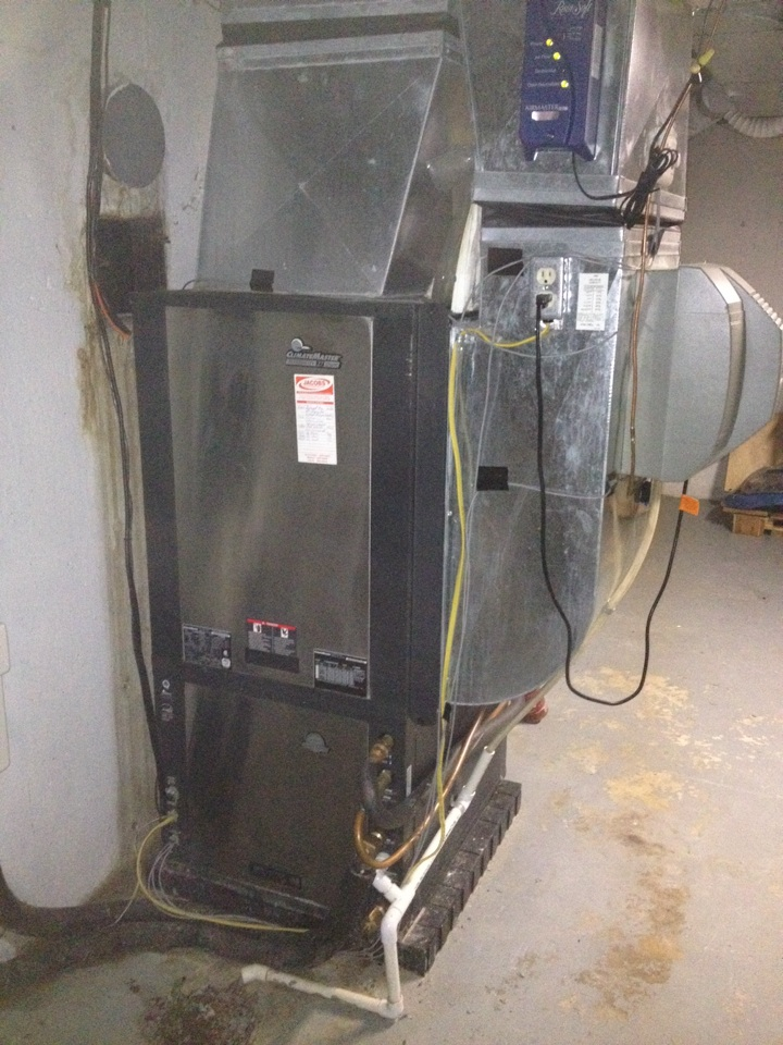 Alto Pass, IL - Fall maintenance- furnace tune up and cleaning geothermal unit