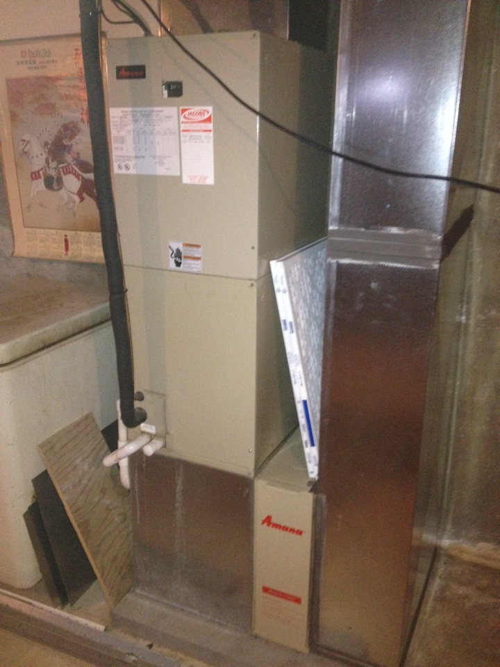 Ava, IL - Fall maintenance- furnace tune up and cleaning