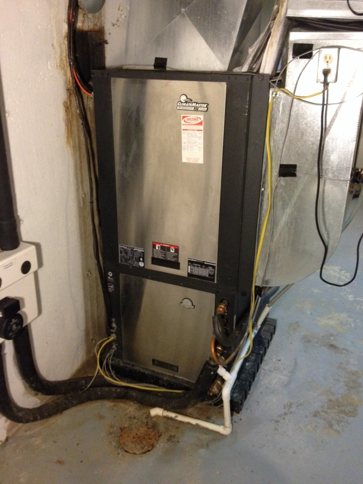 Alto Pass, IL - Climate Master Geothermal Service
