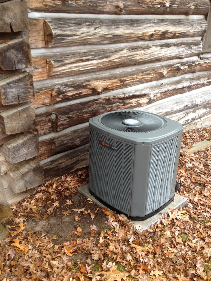 Pomona, IL - Fall maintenance- furnace tune up and cleaning