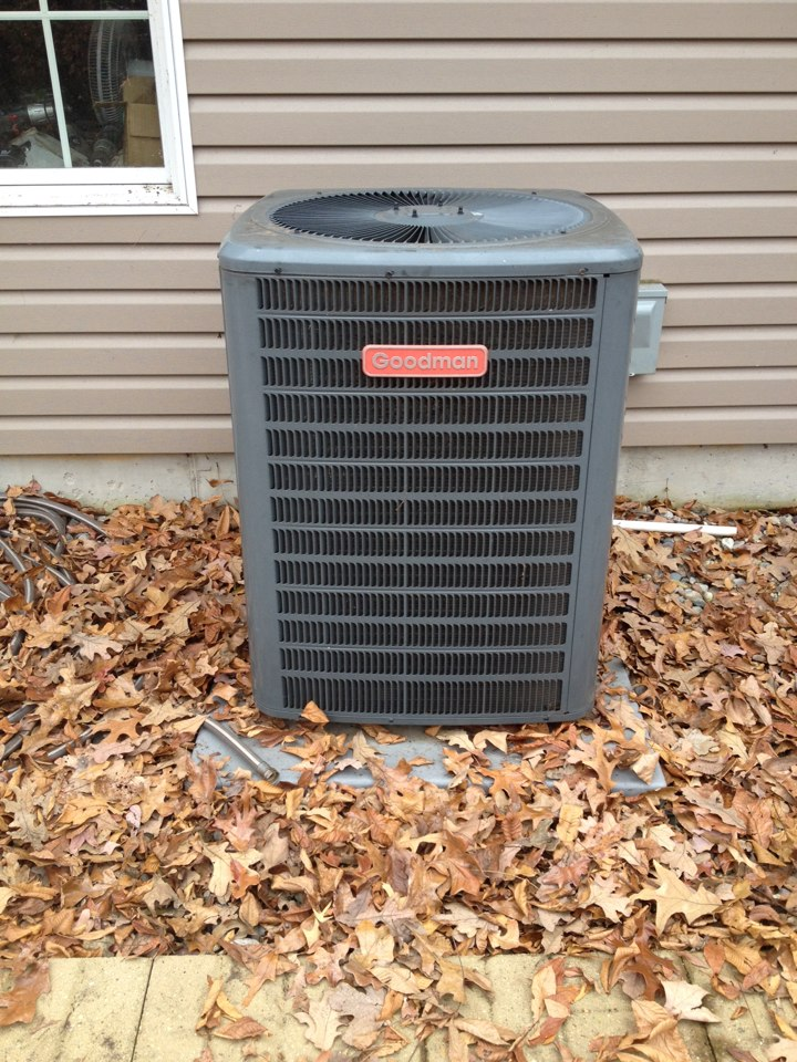 Mulkeytown, IL - Goodman Heat Pump Service