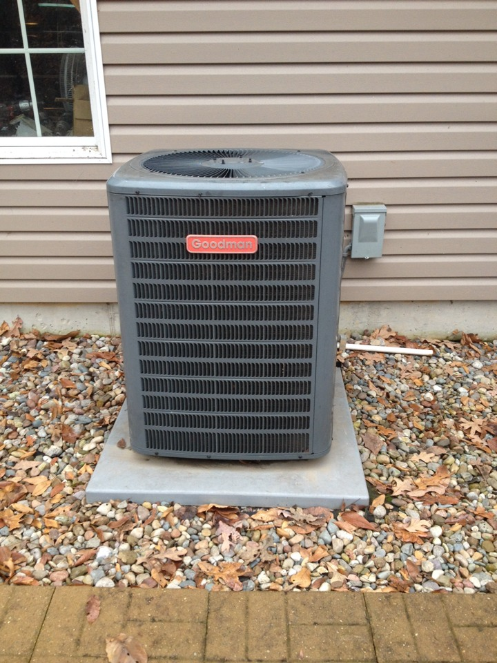 Mulkeytown, IL - Goodman Heat Pump Repair