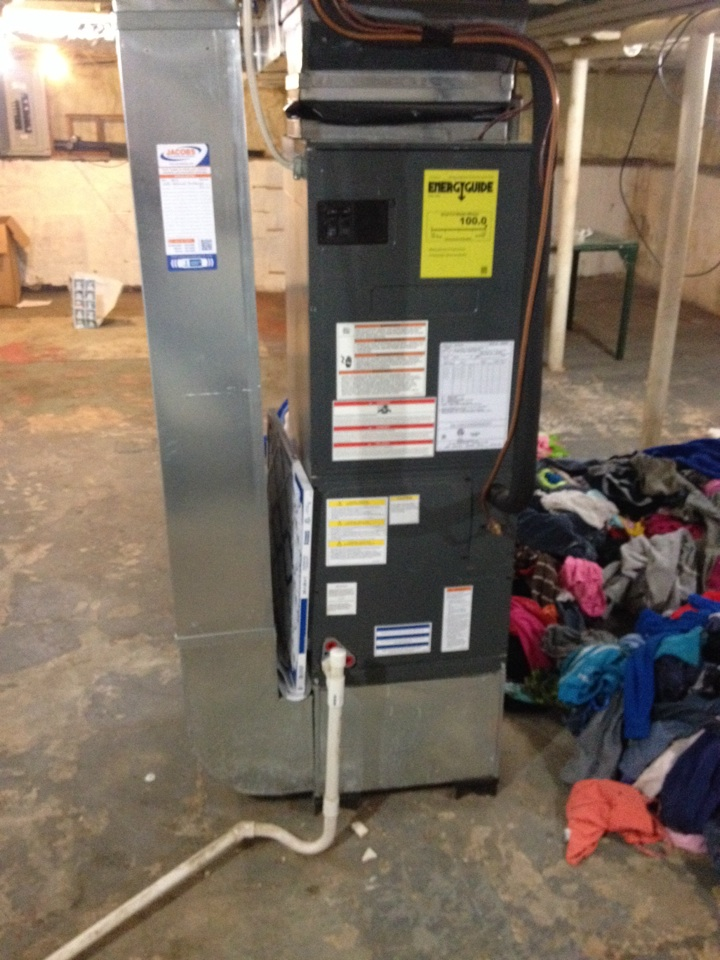 Jonesboro, IL - Goodman Heat Pump Service Repair