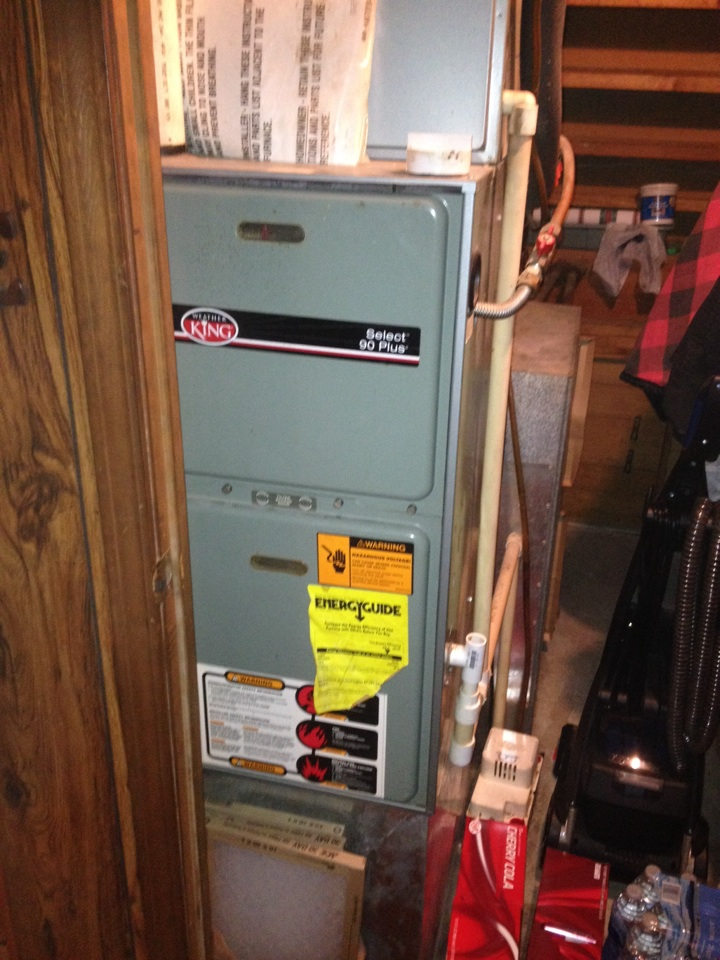 Royalton, IL - Furnace service and repair