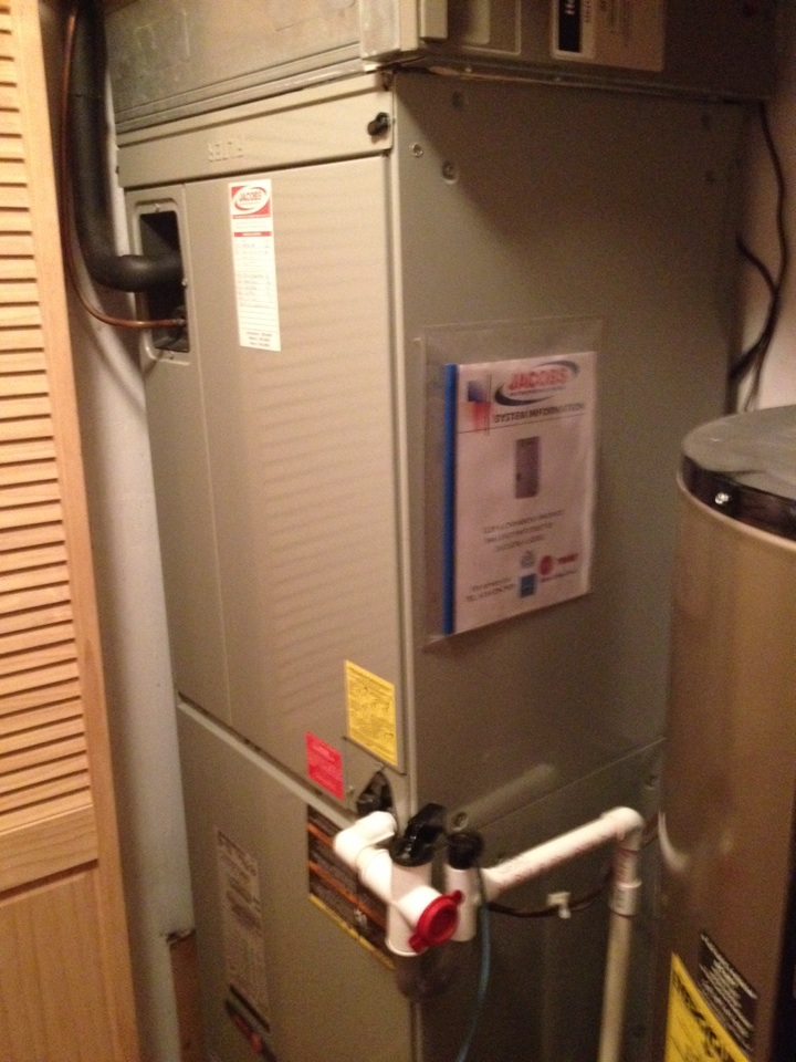 Du Quoin, IL - Trane Heat Pump Maintenance