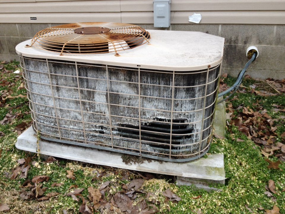Du Quoin, IL - Quoting a replacement AC - old York air conditioner
