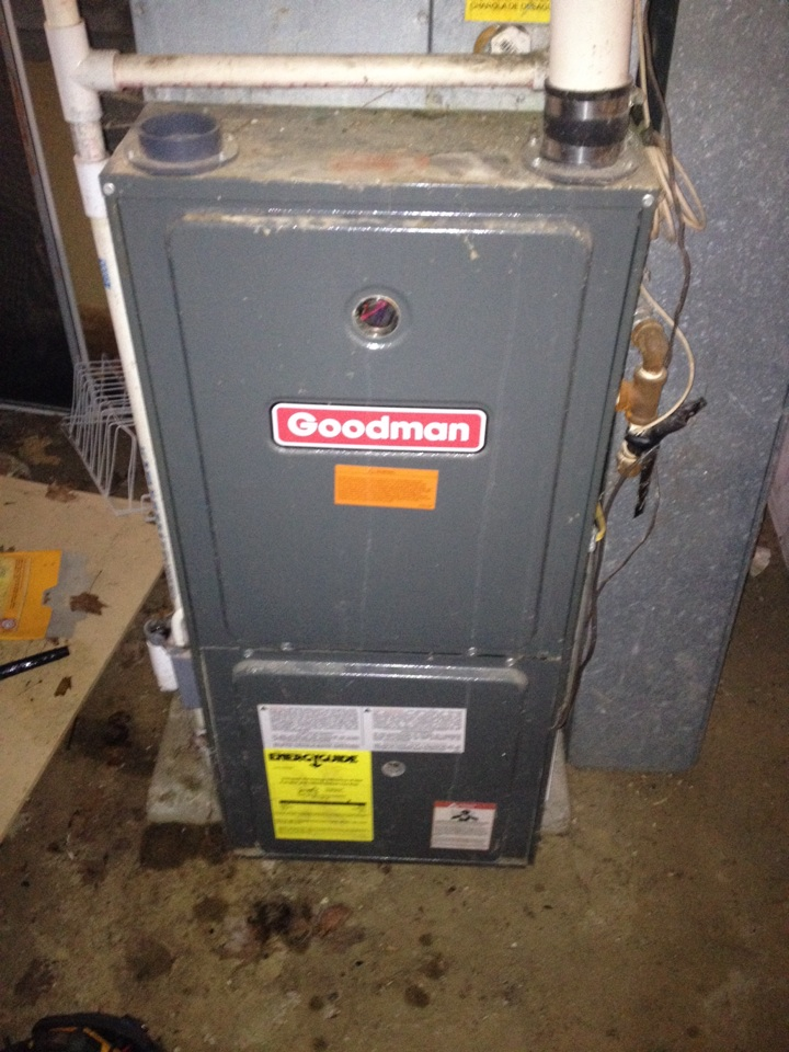 Alto Pass, IL - Goodman Gas Furnace Repair